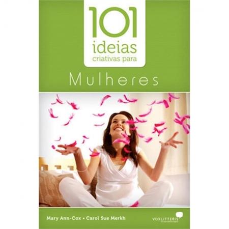 Livro 101 Ideias Criativas Para Mulheres