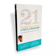 Livro 21 Maneiras de Encontrar a Paz e a Felicidade