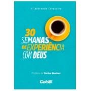 Livro 30 Semanas de Experiencia com Deus