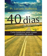 Livro 40 Dias de Juventude
