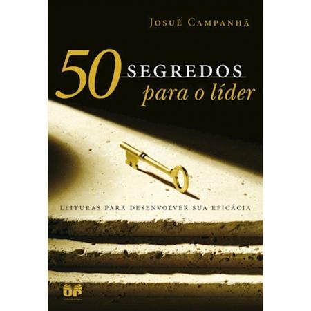 Livro 50 Segredos para o Líder