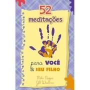 Livro 52 Meditações Para Você e Seu Filho