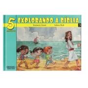 Livro 5 Minutos Explorando Bíblia (Vol.3)