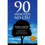 Livro 90 Minutos no Céu