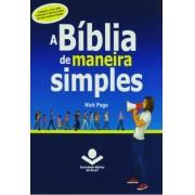 Livro A Bíblia de Maneira Simples