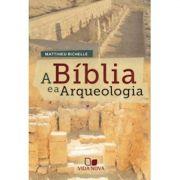 Livro A Bíblia e a Arqueologia