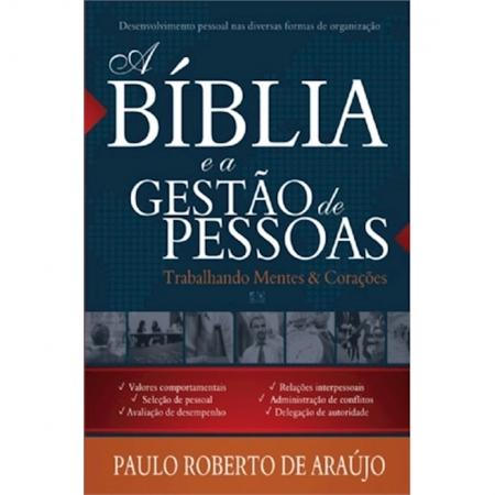 Livro A Bíblia e a Gestão de Pessoas
