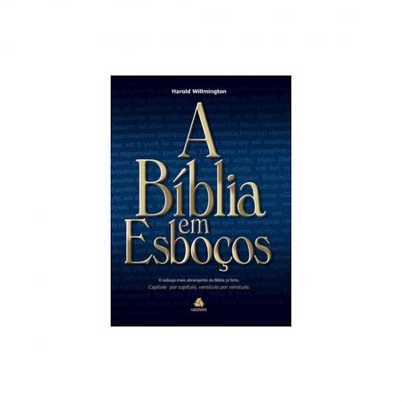 Livro A Bíblia em Esboços