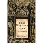 Livro A Bíblia King James História Tyndale