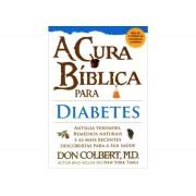 Livro A Cura Bíblica Para Diabetes
