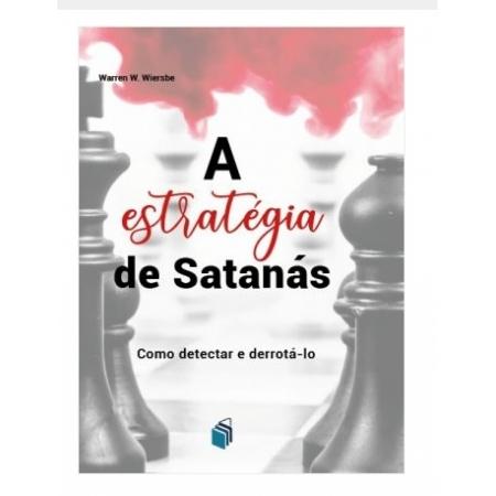 Livro A Estratégia de Satanás