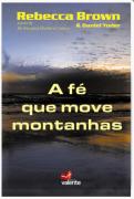 Livro A Fé que Move Montanhas