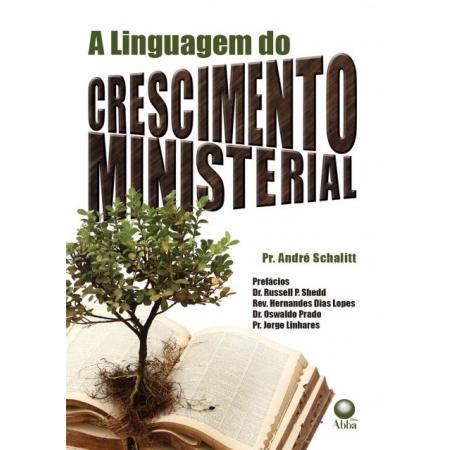 Livro A Linguagem do Crescimento Ministerial