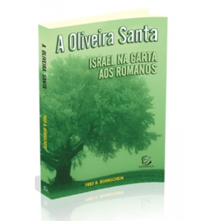 Livro A Oliveira Santa
