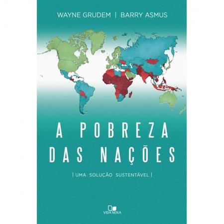 Livro A Pobreza das Nações