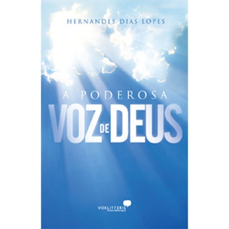 Livro A Poderosa Voz de Deus