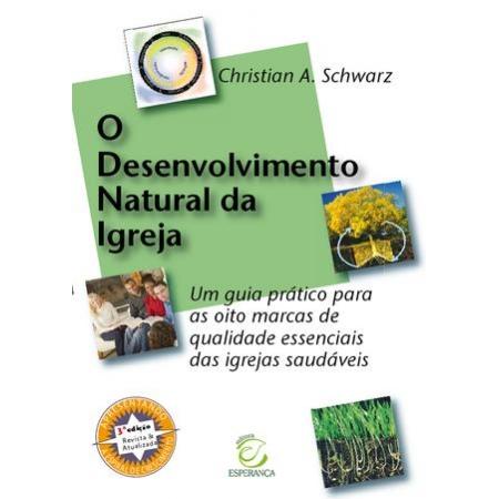 Livro A Prática do Desenvolvimento Natural da Igreja