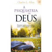 Livro A Psiquiatria de Deus