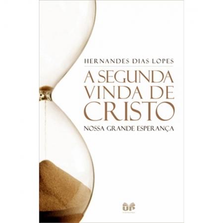 Livro A Segunda Vinda de Cristo