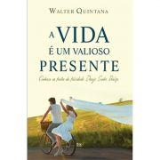 Livro A Vida é um Valioso Presente