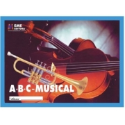 Livro ABC Musical Pequena
