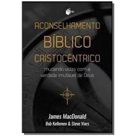 Livro Aconselhamento Bíblico Cristocêntrico