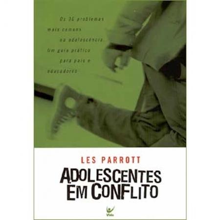 Livro Adolescentes em Conflito