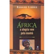 Livro África - A Alegria Vem Pela Manhã