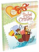 Livro Álbum do Bebê Cristão