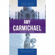 Livro Amy Carmichael - Série heróis cristãos ontem & hoje