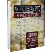 Livro Antigo Testamento Interlinear Hebraico-Português Volume 2