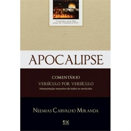 Livro Apocalipse - Comentário Versículo por Versículo