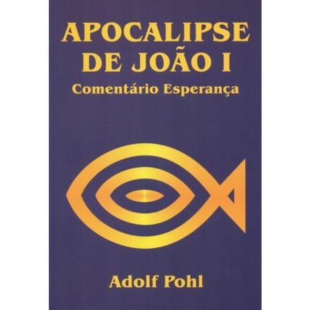 Livro Apocalipse de João I - Brochura