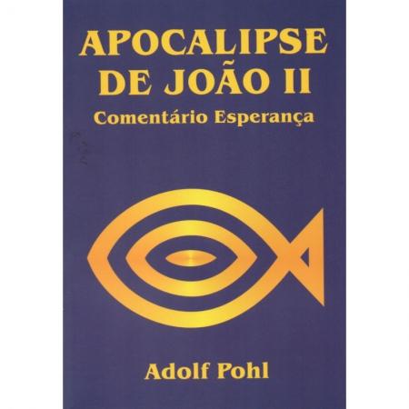 Livro Apocalipse de João II - Brochura