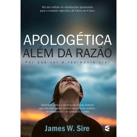 Livro Apologética Além da Razão