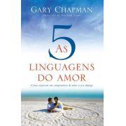 Livro As Cinco Linguagens do Amor - 3ª edição