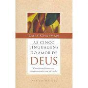 Livro As Cinco Linguagens do Amor de Deus