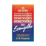 Livro As Quatro Dimensões do Evangelho