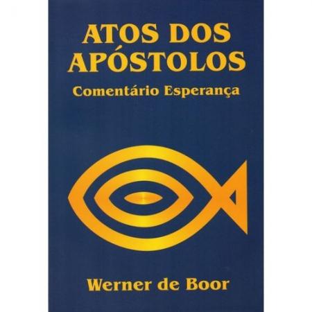 Livro Atos dos Apóstolos