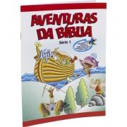 Livro Aventuras da Bíblia - Série 1