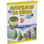 Livro Aventuras da Bíblia - Série 2