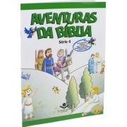 Livro Aventuras da Bíblia - Série 4