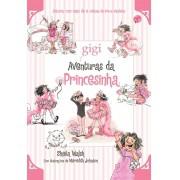 Livro Aventuras da Princesinha