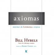 Livro Axiomas: Máximas da Liderança Corajosa