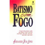 Livro Batismo com Fogo