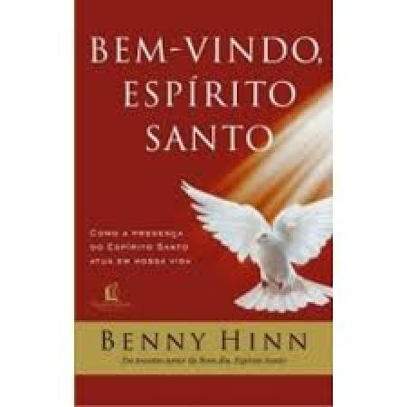 Livro Bem-vindo Espírito Santo