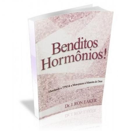 Livro Benditos Hormônios!