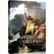 Livro  Bíblia, Exegese e Religião