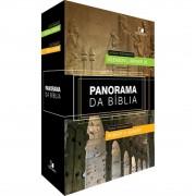 Livro Box Panorama Da Bíblia