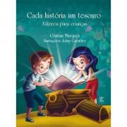 Livro Cada História um Tesouro